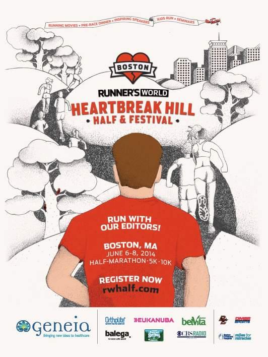 Heartbreak Hill Half