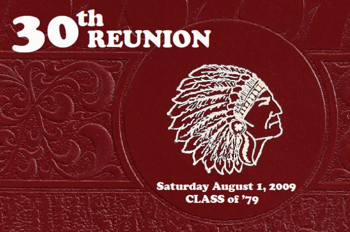 reunion postcard front